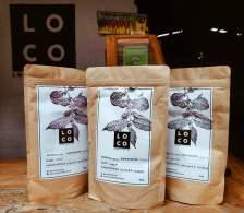 Locally Sourced Ground Coffee Beans || Photo Courtesy: LoCo Iloilo